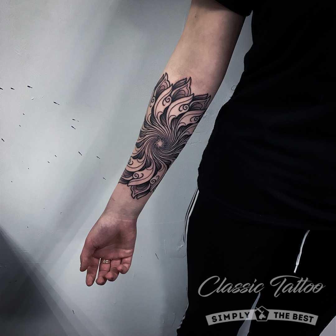 Наши работы по татуировкам