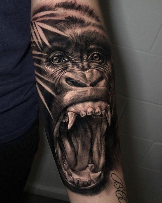 Татуировки – реализм